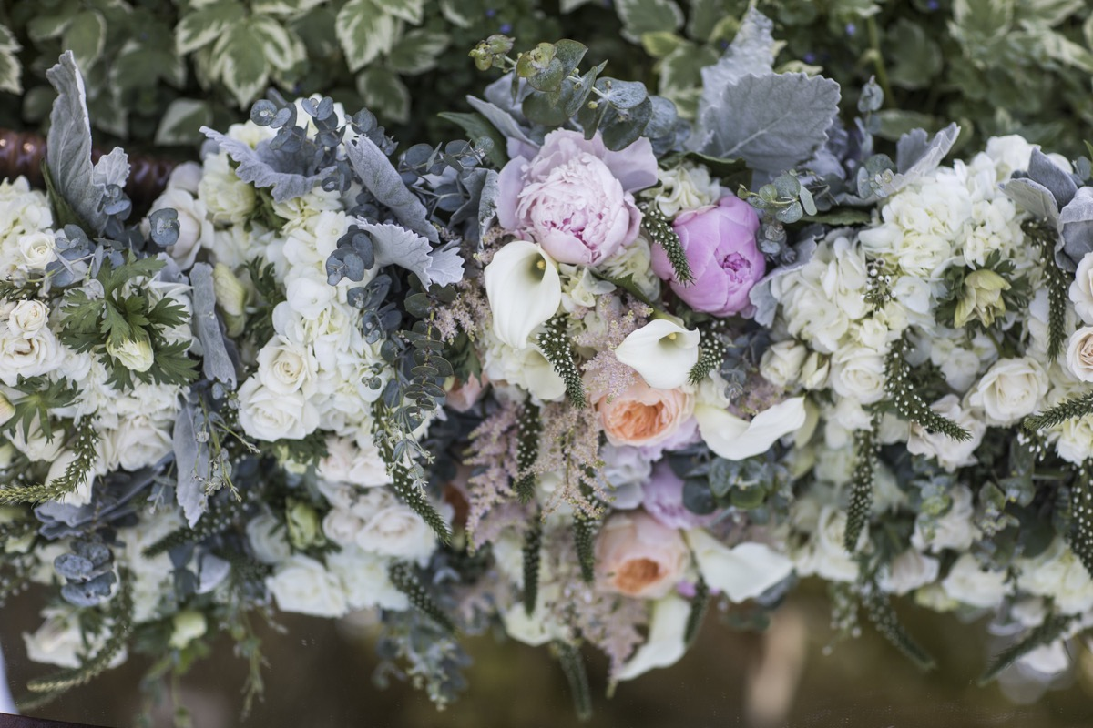 Piled Bouquets